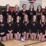 Freshman Volleyball Sweeps Western