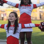 Varsity Cheer vs Harper Creek