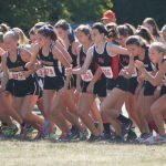 Girls Cross Country at Jackson Invite
