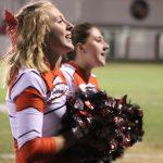 Varsity Football & Varsity Sideline Cheer vs Coldwater