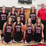 Freshman Girls Basketball Competes Against Coldwater