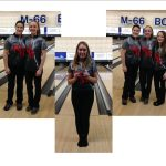 Girls' I-8 Conference Bowling Results