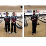 Boys' I-8 Conference Bowling Results