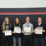 January Student-Athletes of the Month Sponsored by Christner Insurance Services