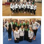 Gymnastics is heading to States as a Team!!!