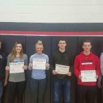 February Scholar Athletes of the Month – Sponsored by Christner Insurance Services