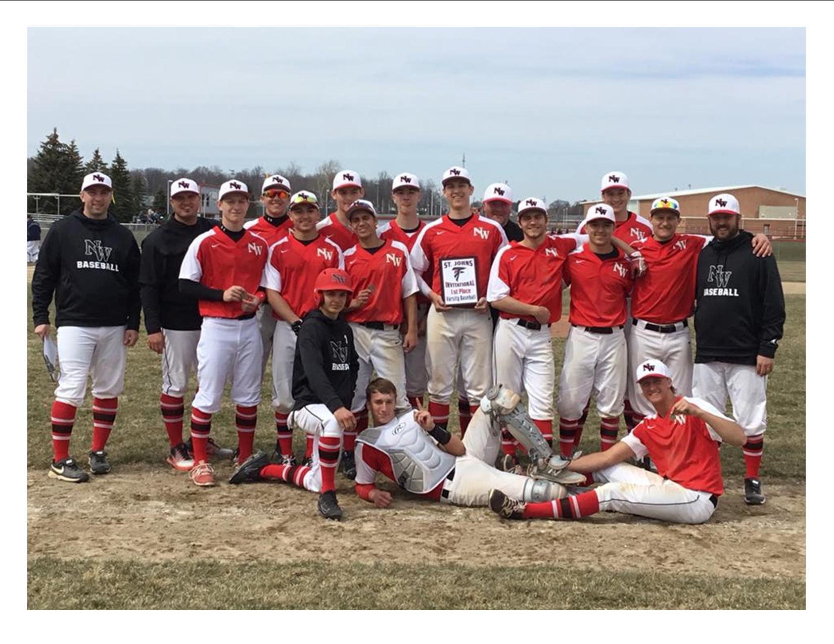 Vars. Baseball WINS St. Johns Tournament
