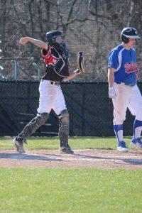JV Baseball vs Mason