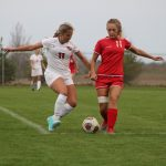 Varsity Girls Soccer vs Coldwater 5/2/18