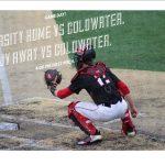 Vars. Baseball defeats Coldwater