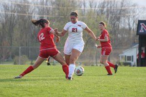Varsity Soccer vs Coldwater Part 2