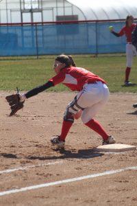 Varsity Softball at Mason