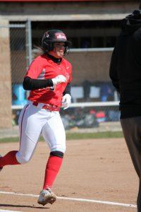 Varsity Softball at Mason part 2