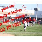 Varsity Baseball Sweeps Hastings
