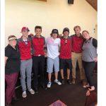 NW Golfers Celebrate Seniors in Scramble vs. Leslie