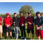 "Golfers Post ""Season Best"" Tournament Score at I-8 Conference Tourney"