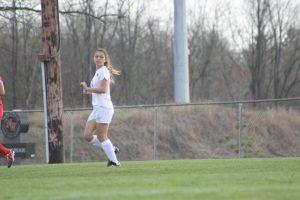 Girls Varsity Soccer vs Coldwater
