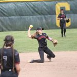 Varsity Softball Loses in District Finals!