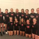 Freshman Volleyball Advances to Quarters in Skyline Invite