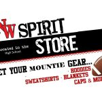 NW High School Spirit Store – Open