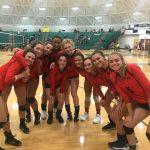 JV Volleyball Advances to Semi's of Ann Arbor Huron Invite