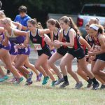 Cross Country Results from the Jackson Invitational