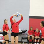 JV Volleyball vs Lumen Christi 9/26/18
