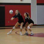 Varsity Volleyball Defeats Michigan Center
