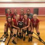 8th Grade Red Volleyball Wins Vandercook Invite