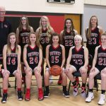 Freshman Girls' Basketball Loses to Pennfield