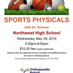 Sports Physical Day at NWHS