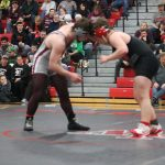 Wrestling at Team Districts