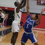 Varsity Boys Basketball vs Harper Creek (Snowfest)