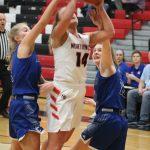 Varsity Girls Basketball vs Harper Creek (Snowfest)
