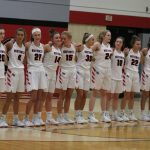 Varsity Girls Basketball Defeats Waverly