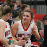 Freshman Girls Basketball vs Haslett