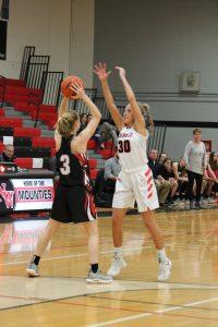 Varsity Girls Basketball vs Marshall