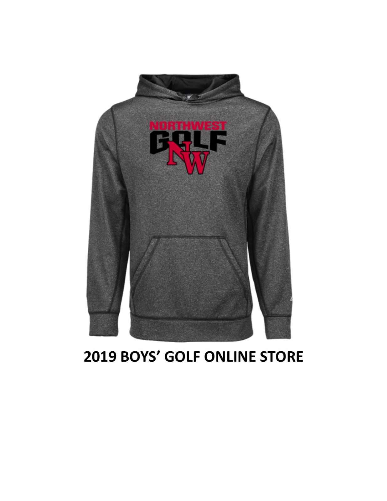 NW – 2019 Boys' Golf Apparel Store