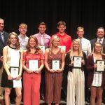 2019 I-8 Scholar Athletes