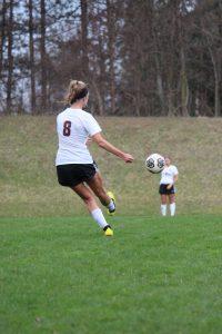 Varsity Girls Soccer vs Western