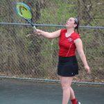 Girls Tennis vs Lumen Christi 4/25/19