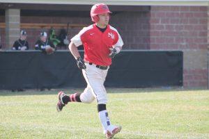 Varsity Baseball vs Dansville
