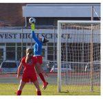 Varsity Girls' Soccer Loses to Lumen Christi