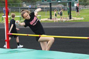 Middle School Track vs Lumen Christi