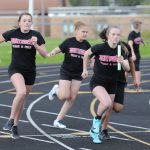 MS Track Competes at the I-8 Championship Meet