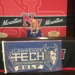 Julia Lefere Signs with Lawrence Tech!!