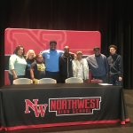 Jadin White Signs with Concordia