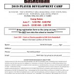 NW Girls' Basketball Camp