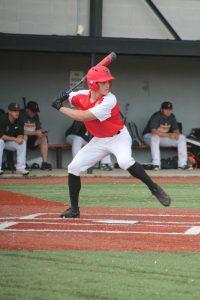 Varsity Baseball vs Jackson High