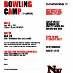NW Bowling Camp